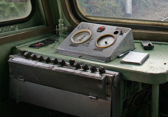 машиниста электровоза ВЛ10