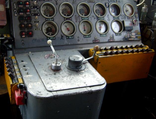 Контроллер машиниста КМ-84